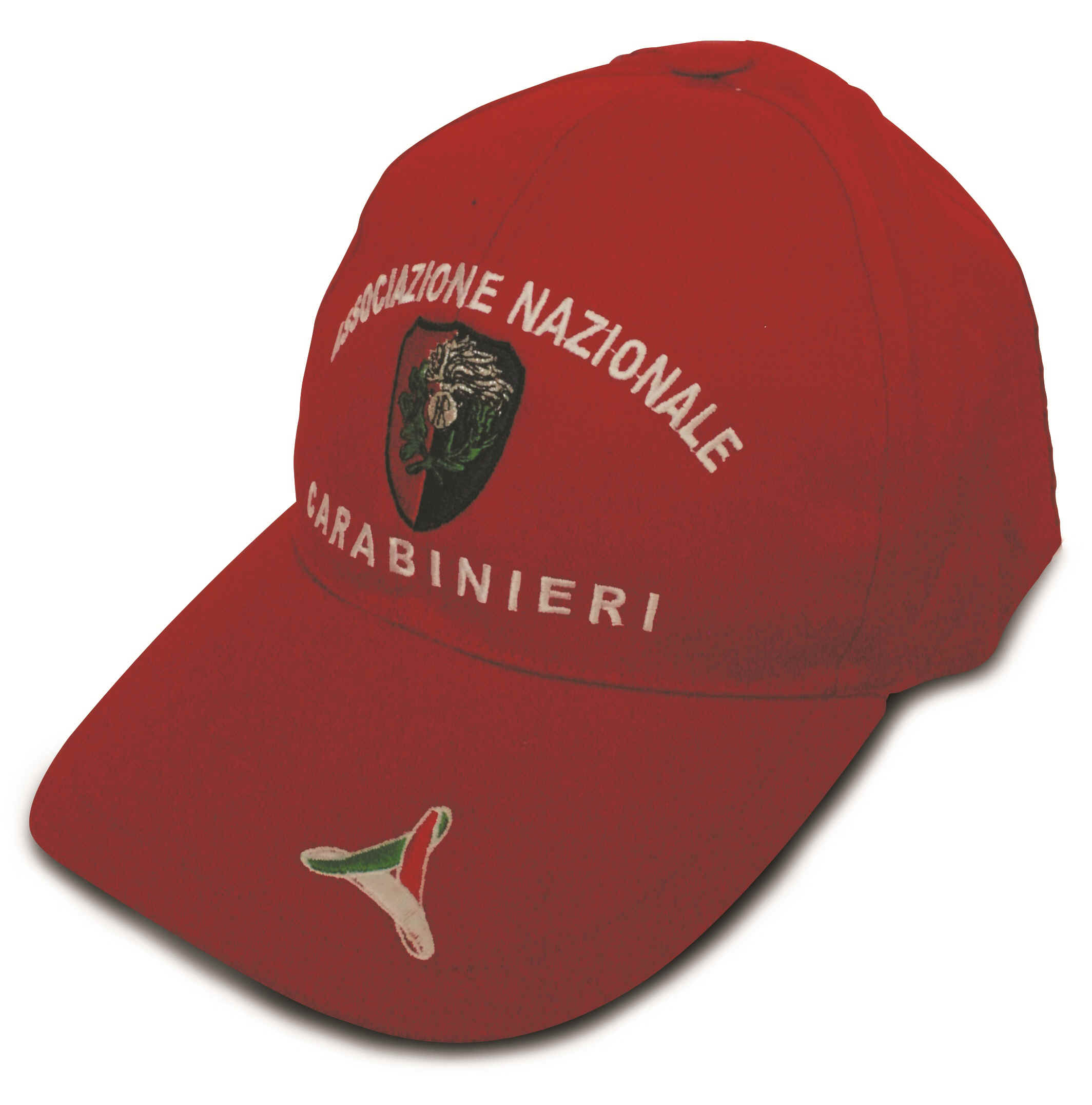 Materiale associativo for Logo cappello rosso
